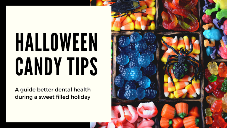 Halloween Candy Tips | Humble TX Dentist