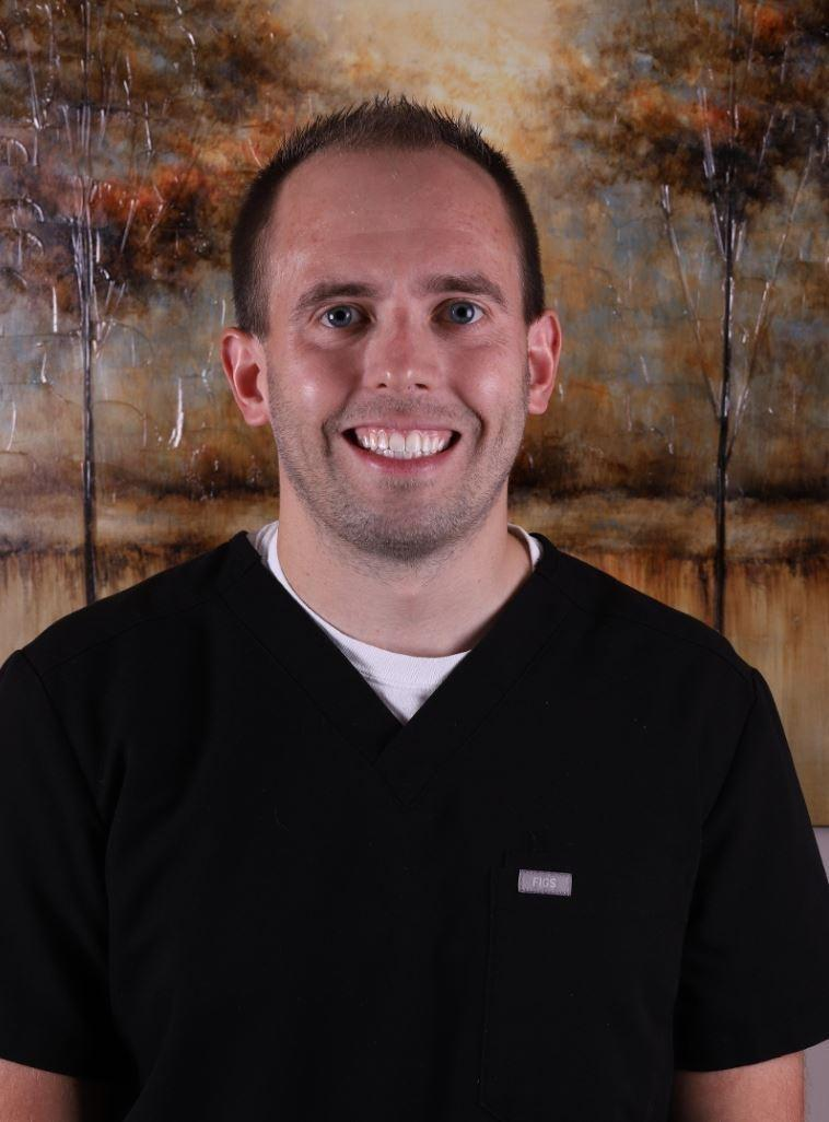 dr. robert appel smiles in our office | dentist in humble tx