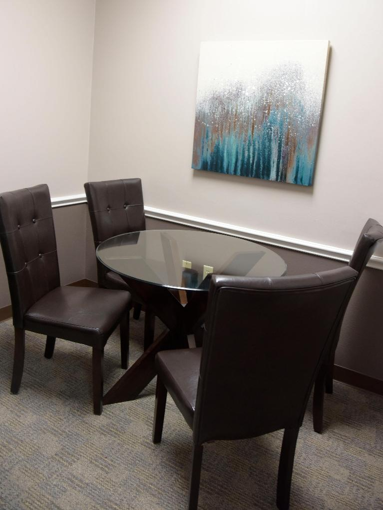 our dental consultation room | dentist humble